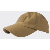 Czapka Baseball Helikon - Cotton Ripstop- Coyote