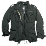 Куртка SURPLUS REGIMENT M65 JACKE SCHWARZ GEVAS 202501.63.