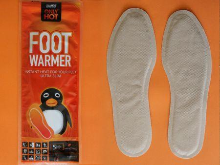 Ocieplacz stóp Foot Warmer Ogrzewacz turystyczny 2szt