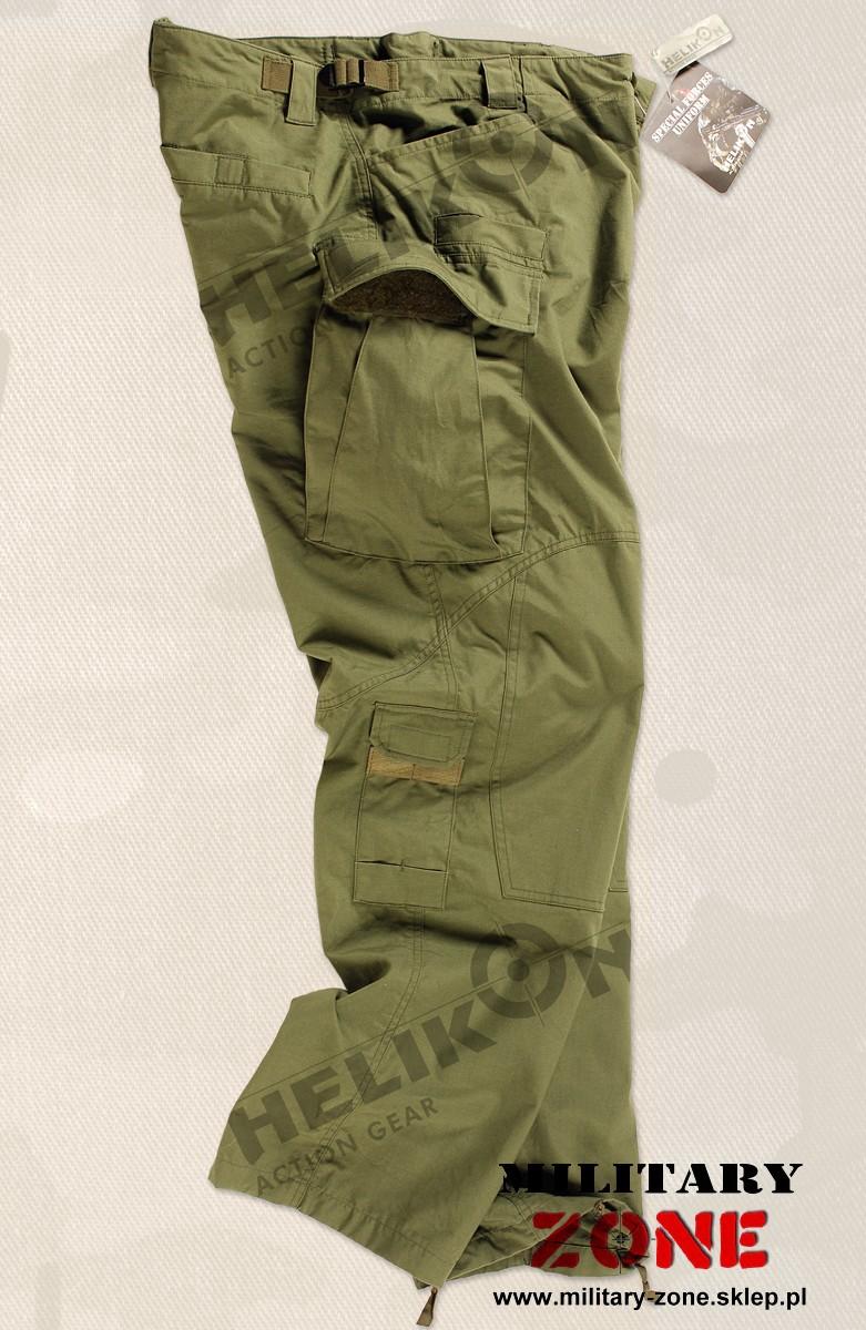 f955fa405 Spodnie SFU wojskowe bojówki PL woodland WZ.93, wyprzedaż  Sklep ...