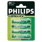 Bateria AA LR6 LONG LIFE - PHILIPS - baterie paluszki