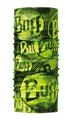 Chusta Buff Original US Logo Yellow Fluor