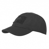 Czapka Baseball Folding Cap Helikon - black