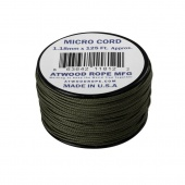 Linka MICRO CORD olive drab Helikon-Tex 125ft