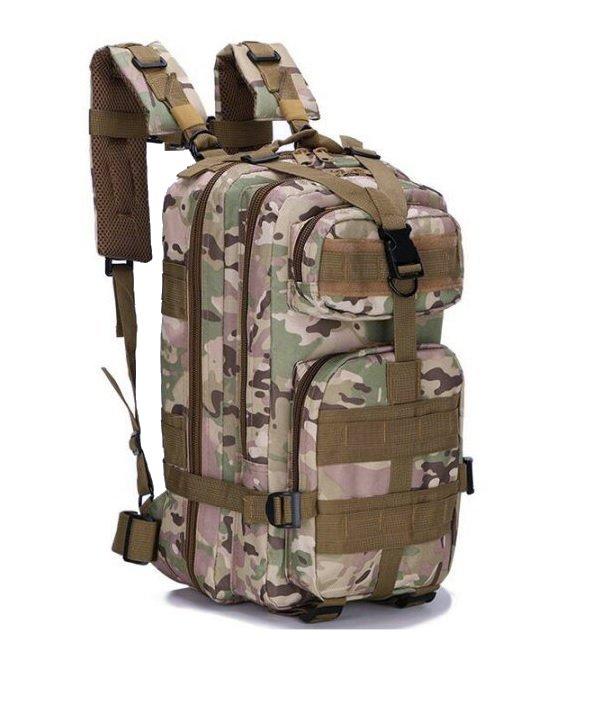 33cdb9edb16c6 Mały Plecak wojskowy taktyczny multicamo ok. 17L