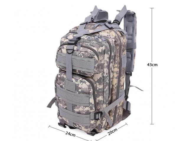 86d5729f20ad5 Mały Plecak wojskowy taktyczny UCP ok. 17L