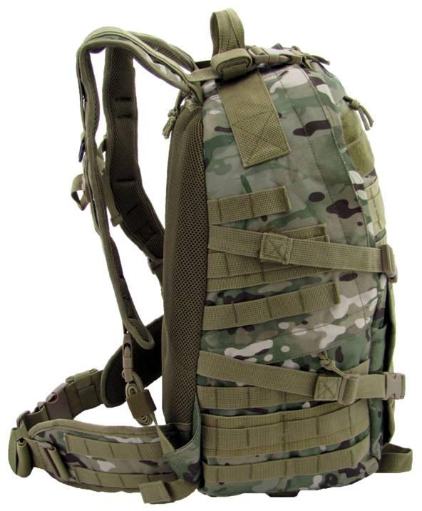 30847c7580446 Plecak wojskowy taktyczny Operation Backpack CAMO 35L czarny Camo Military  Gear