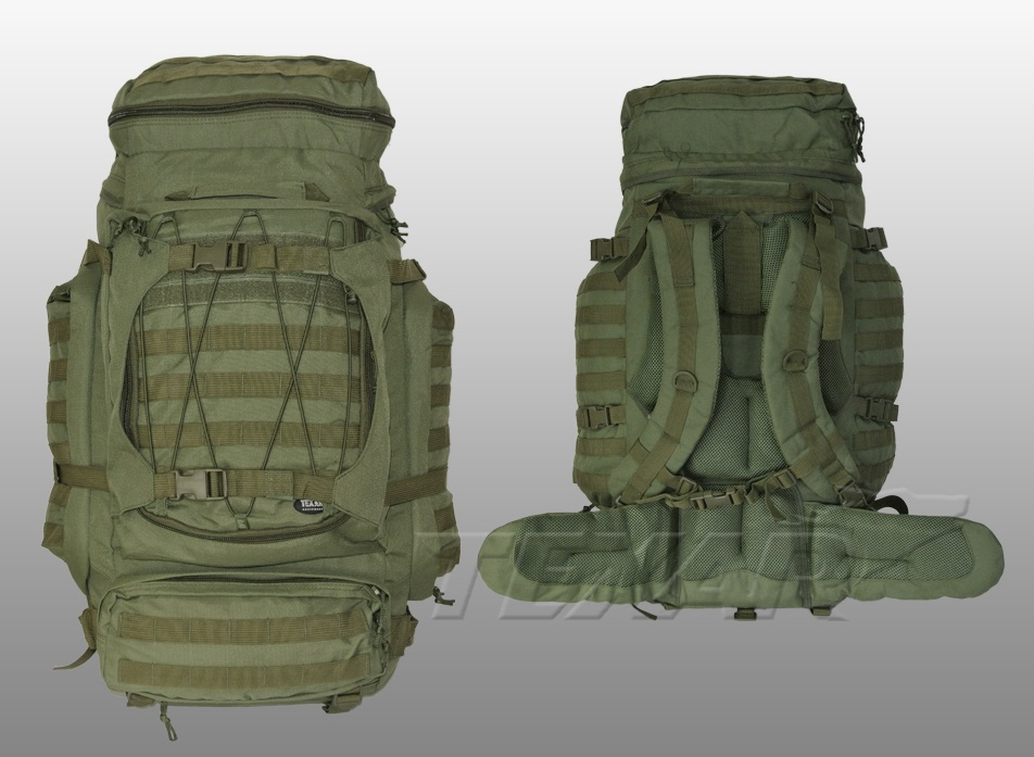 0523f09e7948a Plecak taktyczny Max Pack 85L zielony Texar  Sklep myśliwski, militaria