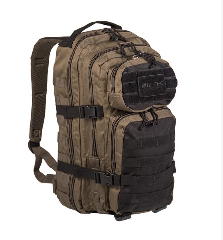 73c795783aa39 Plecak US ASSAULT LG Ranger olive/black taktyczny Mil-Tec, wyprzedaż ...
