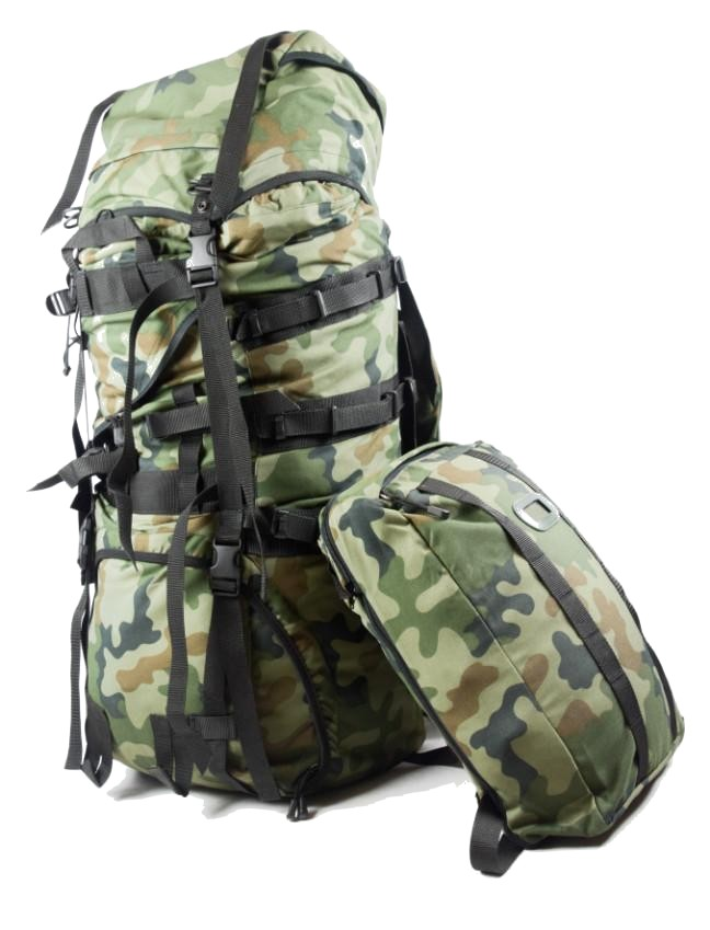 582074820be7b Plecak wojskowy WZ93 piechoty górskiej 987 MON + zasobnik