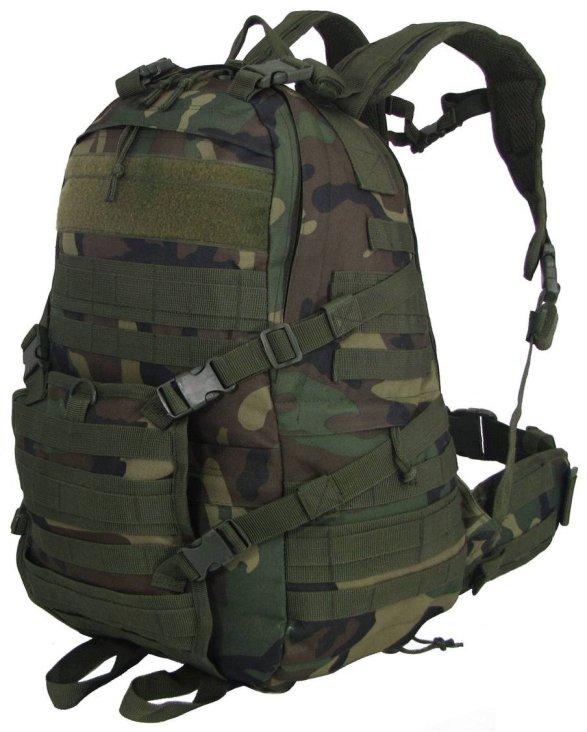 66db928ec8f5c Plecak wojskowy taktyczny Operation Backpack CAMO 35L Woodland ...