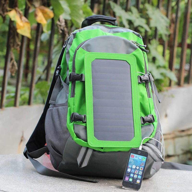 c391211c06eb1 Plecak taktyczny z panelem słonecznym SUNEN SBS12 USB 6,5 W |Sklep ...