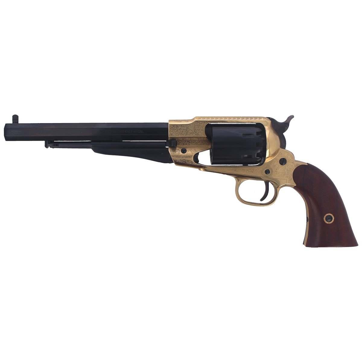"Rewolwer Pietta 1858 Remington Texas 8"" kal.44 RGB44DL"
