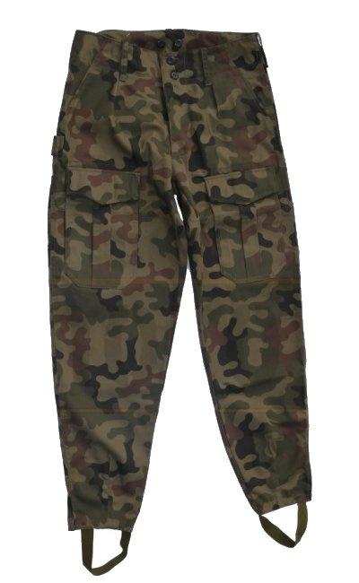 Spodnie polowe wojskowe WZ93 PL woodland Military Zone