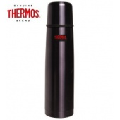 Termos stalowy THERMOS 0,75L Light Compact granat-metalik