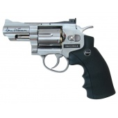 Rewolwer - Dan Wesson 2,5\'\' 4,5 mm BB Silver