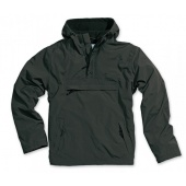 Windbreaker Kurtka SURPLUS czarna 20-7001-03