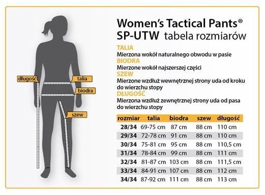 Ripstop Utw Spodnie Helikon sklep Myśliwski Damskie Czarne Women's pIp6Rwq